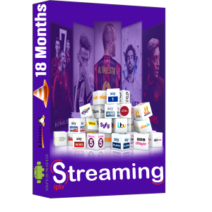 IPTV subscriptions 18 Month