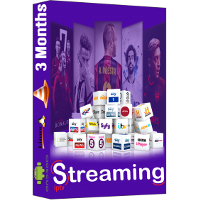 IPTV subscriptions 3 Month